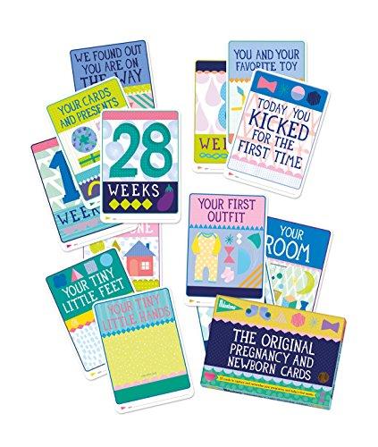 MILESTONE Cards Pregnancy Cards Gift Set - 30 Pk - 1