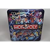 Monopoly Disney Theme Park Edition II Game Tin by Parker Brothers