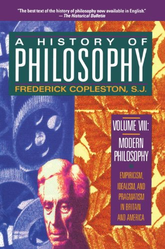 A History of Philosophy, Vol. 8: Modern Philosophy -...