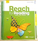 img - for Reach For Reading Common Core Program Grade 4, Units 3-4 Teacher's Edition book / textbook / text book