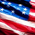 "American Flag Perfect All Weather US Flag for Outdoors3*5 FT,American hand mini Flag 3""¡Á8"""