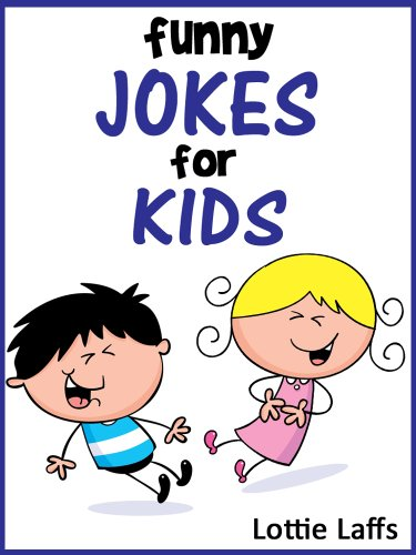 Free Kindle Book : 199 Funny Jokes for Kids! Joke Books for Kids