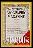 THE NATIONAL GEOGRAPHIC MAGAZINE on CD-ROM: THE 1930S