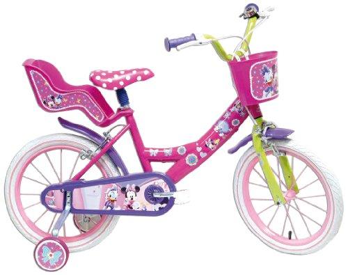 """Disney - Bicicletta Minnie, 16"""""""