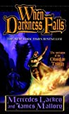 img - for When Darkness Falls: The Obsidian Trilogy, Book 3 (The Obsidian Mountain Trilogy) book / textbook / text book