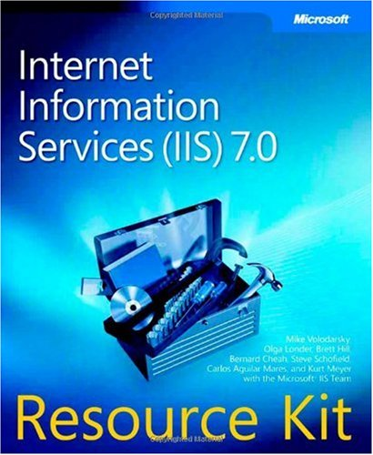 Internet Information Services (IIS) 7.0 Resource Kit