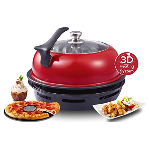 Kawachi Kitchen Express Tandoori Oven (Easily Cooks Indian Dishes) with 3D Heating System, Indoor Grill, BBQ, Convection Oven, Portable Broiler, Cooktop Oven (Portable Broiler Oven compare prices)