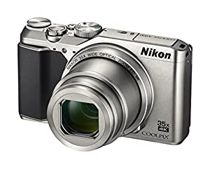 Nikon A900 Coolpix Compact System Camera - Silver