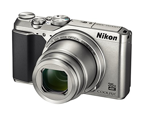 Nikon A900 Coolpix Compact System Camera - Silver
