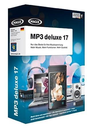 MAGIX MP3 deluxe 17