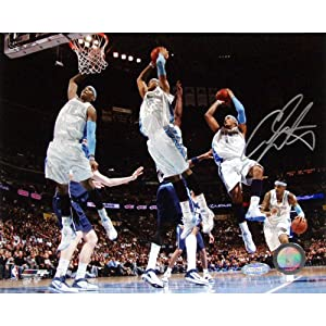 Steiner Sports NBA Denver Nuggets Carmelo Anthony Multi Exposure Signed 16 x 20-inch... by Steiner Sports
