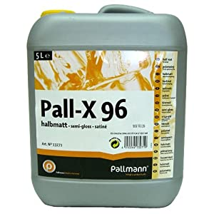 Pallmann PallX 96 5L Parkettversiegelung  BaumarktKundenbewertung und Beschreibung