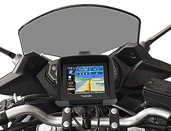 JK-2 Mini Orologio Digitale Orologio Impermeabile per Moto Orologio Universale per Montaggio su Manubrio per Bicicletta