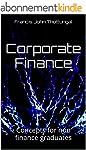 Corporate Finance: Concepts for non f...