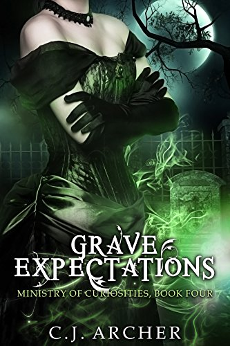 Grave Expectations (The Ministry of Curiosities Book 4) PDF