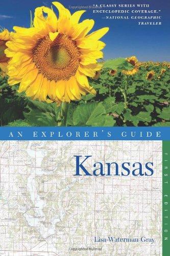Explorer'S Guide Kansas (Explorer'S Complete)