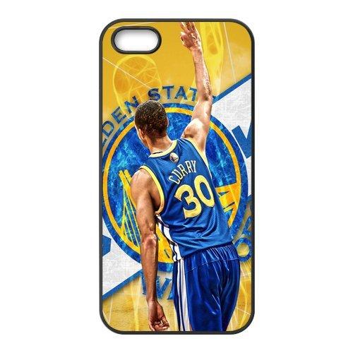 Custom Stephen Curry Basketball Series Iphone 5,5S Case JN5S-1934
