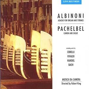 Albinoni/Pachelbel: Musica da Camera