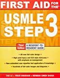 img - for First Aid for the USMLE Step 3, Third Edition book / textbook / text book