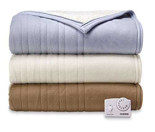 King Size Electric Blanket Dual Control