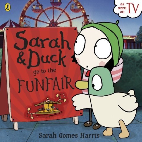 Sarah and Duck Go To The Funfair
