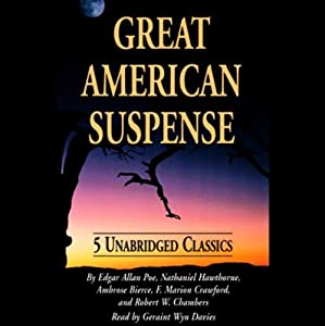 Great American Suspense Audiobook