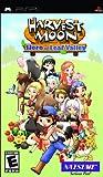 Harvest Moon: Hero of Leaf Valley - Sony PSP
