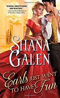 Book Cover: Earls Just Want to Have Fun