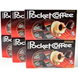 Pocket Coffee Ferrero 6-18 Piece Packs (108 Piece Case)