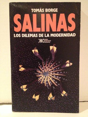 Salinas Los dilemas de la modernidad Historia inmediata Spanish Edition