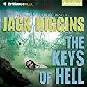 The Keys of Hell: Paul Chevasse Series, Book 3 (       UNABRIDGED) by Jack Higgins Narrated by Michael Page