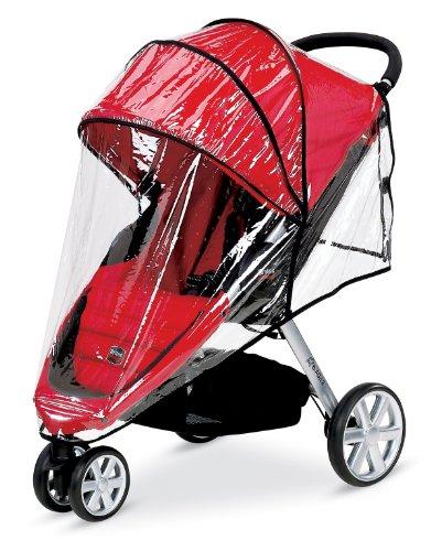 Britax B-Agile Stroller Rain Cover.