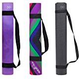 Premium Yoga Mat w/ Strap. Eco-Friendly, Lightweight, Perfect Thickness, Non-slip, Extra-long, Specially Designed Memory Foam. Money Back Guarantee