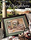 img - for Good Neighbors - Counted Cross Stitch Design, Book 58 by Paula Vaughan (Leisure Arts Leaflet #2735) book / textbook / text book