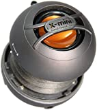 X-mini UNO XAM14-GM Portable Capsule Speaker, Mono, Gun Metal