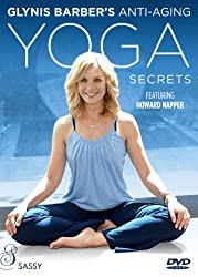 Glynis Barber's Anti-Aging Yoga Secrets featuring Howard Napper [DVD]