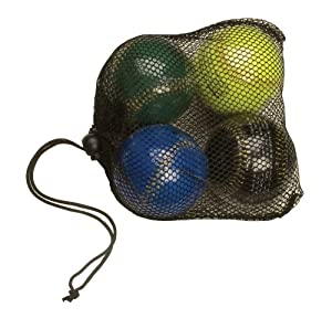 Champion Sports Weighted Training Softball Set With Mesh Carrying Case at Sears.com