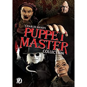 Click to buy Scariest Movies of All Time: Puppet Master Collection from Amazon!