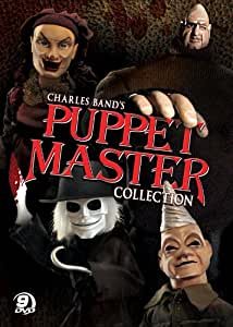 Amazon.com: Charles Band's Puppet Master Collection: Paul ...