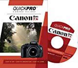 Canon T3i Instructional DVD by QuickPro Camera Gui...