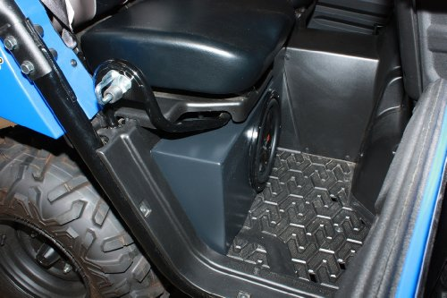 "Ssv Works Kawasaki Teryx 4 Under Seat Subwoofer Enclosure Designed For Thin Mount 10"" Speaker"