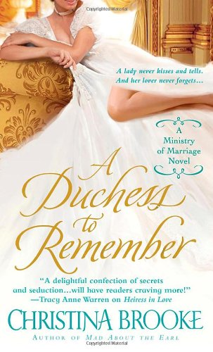 Image of A Duchess to Remember (The Ministry of Marriage)