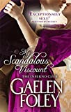 My Scandalous Viscount: Number 5 in series (Inferno Club)