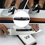 Alcoa Prime 1Pc Knife Sharpener Best Angle Guide Sharpening Stone Grinder Tool Durable