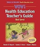 Wow! health education teacher