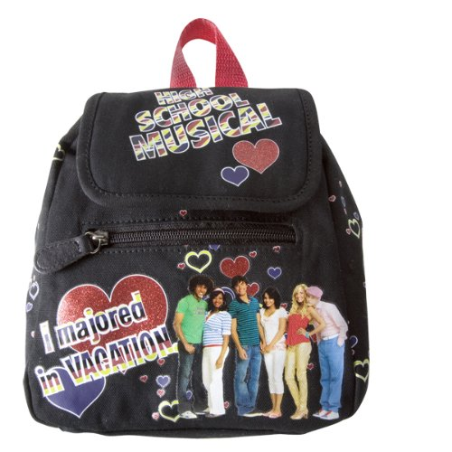 High School Musical Vacation Mini School Backpack
