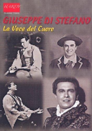 Giuseppe Di Stefano - La Voce Del Cuore [DVD] [NTSC]