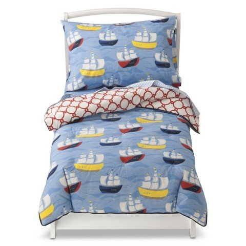 "Room 365â"" Regatta 4 Piece Toddler Set - 1"