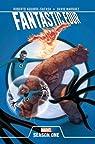 Fantastic four saison 1 par Aguirre-Sacasa