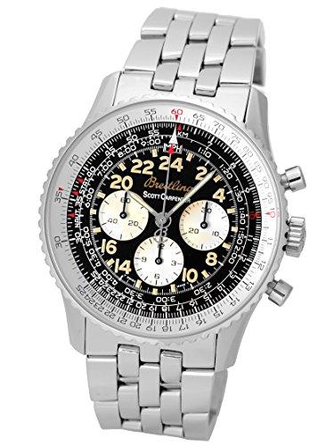 [ブライトリング] BREITLING 腕時計 ナビタイマー コスモノート スコットカーペンター A12022 [中古品]